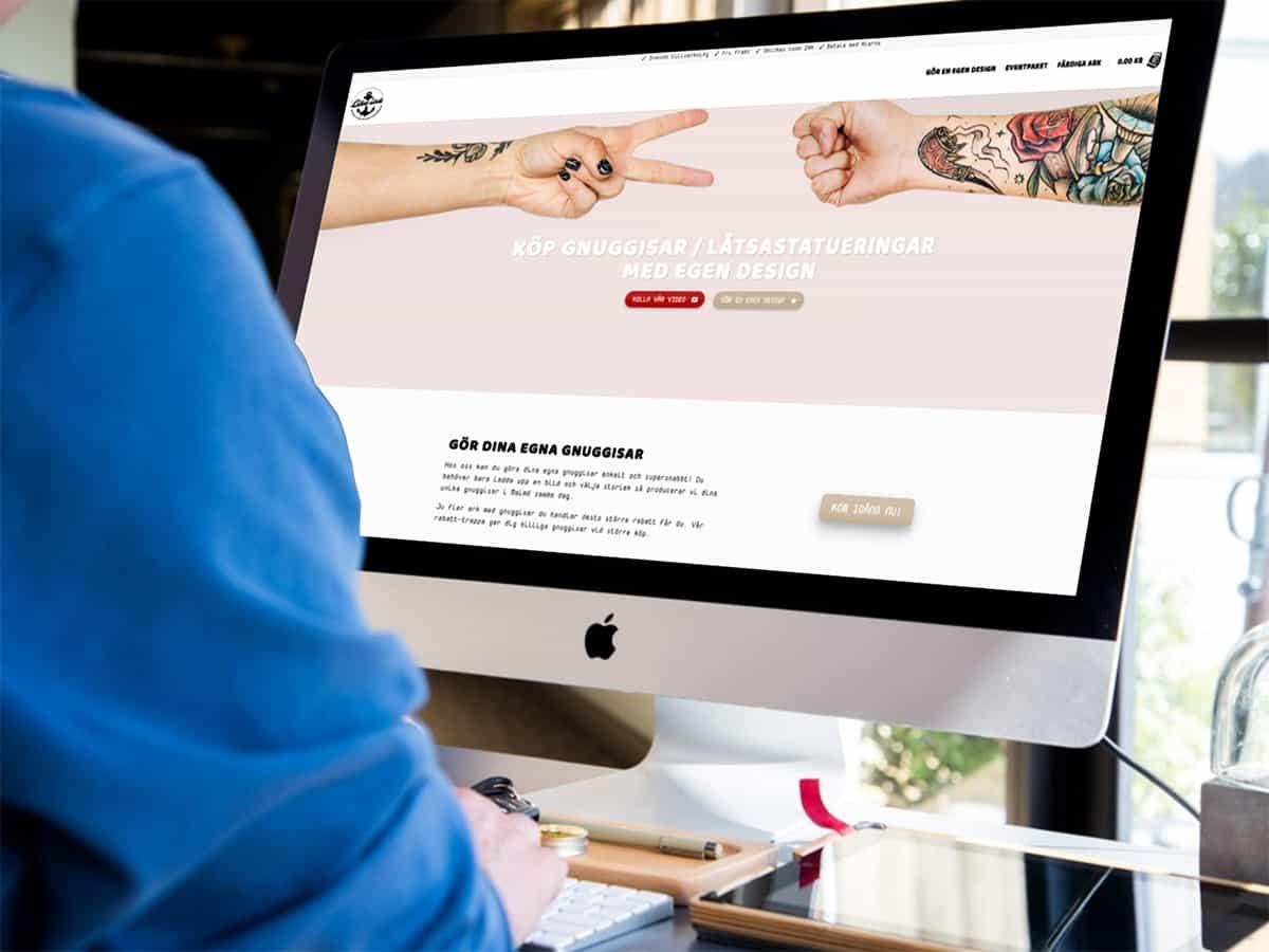 webbyrå stockholm like ink projekt
