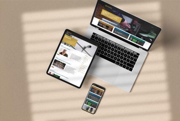 hemsida för larmtjänst