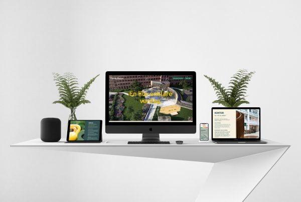 nordic forum fastigheter webbplats