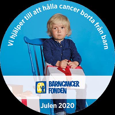 barncancerfonden webbyrå