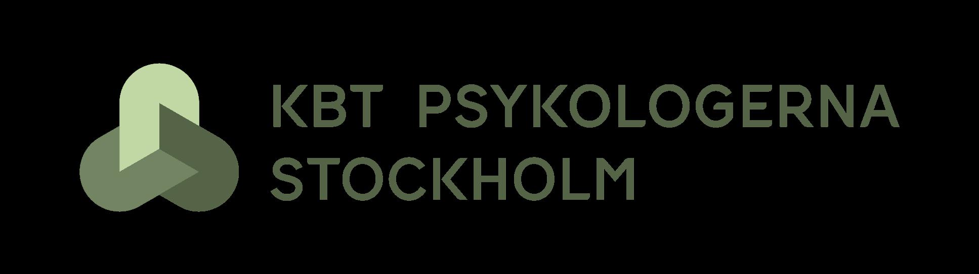 logotyp för kbt psykologer