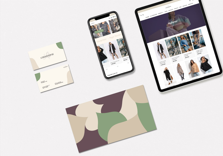 E-handel för damkläder
